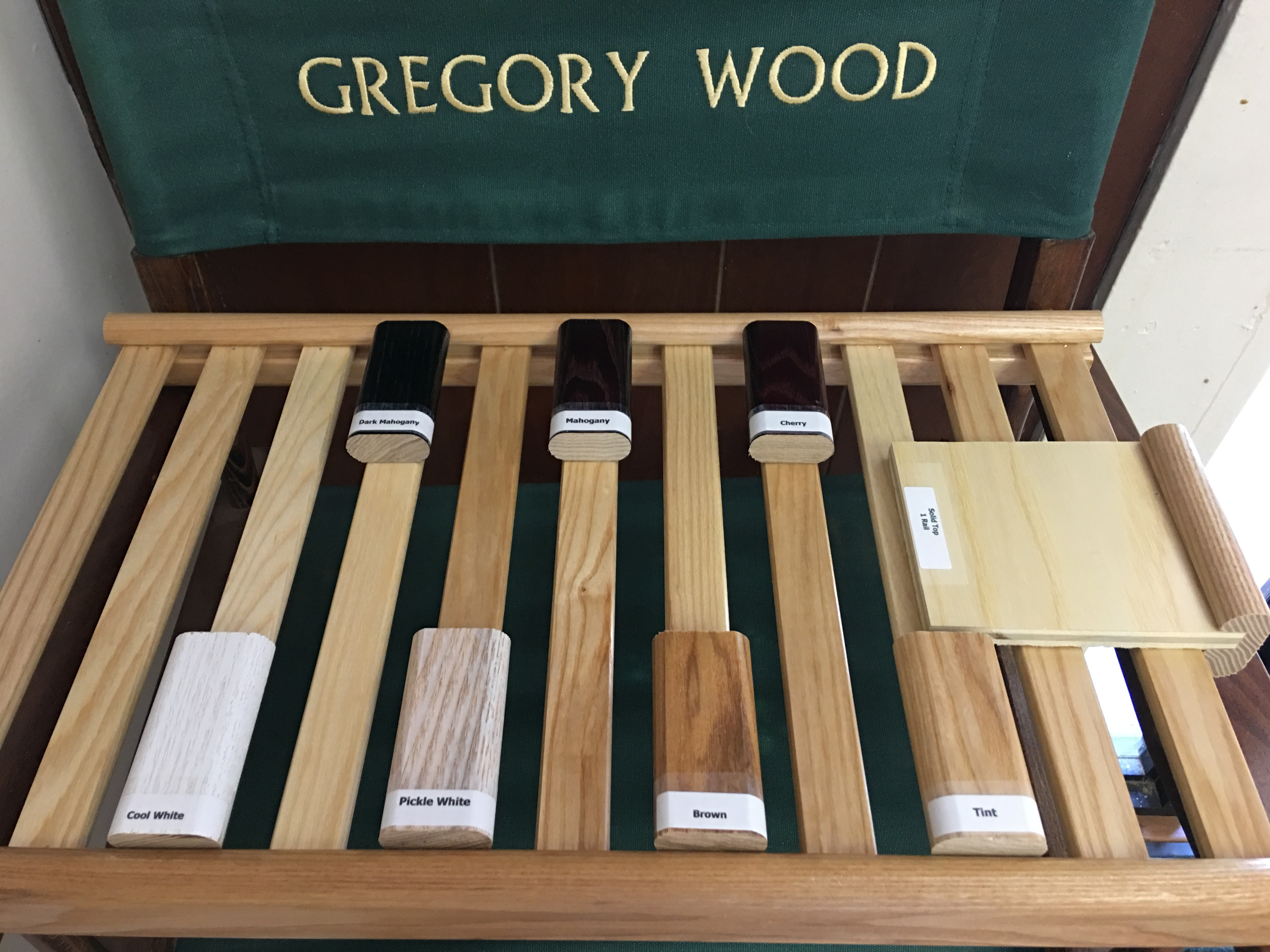 Gregory Wood Products